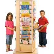 Jonti-Craft® Revolving Literacy Tower - Large