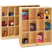 Jonti-Craft® 18 Cubbie Locker Storage