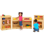Jonti-Craft® The Toddler Kitchen - 4 Piece Set