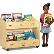 Jonti-Craft® Mobile 6-Section Book Organizer