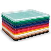 """Jonti-Craft 8067 Paper-Tray & Tub Lid,13-1/2""""L x 11""""W x 1/4""""H, Navy - Pkg Qty 5"""