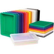 Jonti-Craft® Paper-Trays & Tubs Lid - Platinum