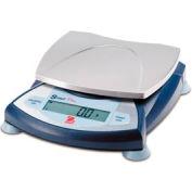 "Ohaus SP2001 AM Portable Electronic Balance 2000g x 0.1g 6-1/2"" x 5-1/2"" Platform"