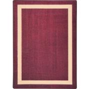 """Joy Carpets Portrait™ Classroom Carpets 7'8"""" x 10'9"""", Heather - 1479D-04"""