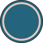 """Joy Carpets Portrait™ Classroom Carpets 5'4"""" Round, Seaside - 1479H-08"""