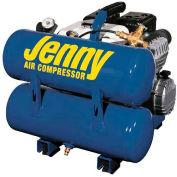 Jenny® AM840-4HG-HC4V, 4HP, Hand Carry Gas Compressor, 4 Gallon, 125 PSI, 4.4CFM, Honda, Recoil
