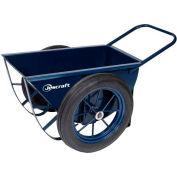 Jescraft™ Georgia Buggy Concrete Cart JB-80 - 8 Cu. Ft. Capacity