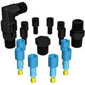 Justrite 12851 Carboy Adapter Fittings