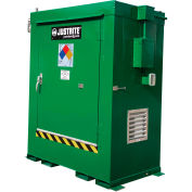 Justrite Agri-Turf™ Outdoor Chemical Storage Building 914020 - 52-Cu Ft