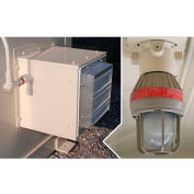 Justrite Electrical Package 915501 - for Explosion Proof Interior Light and Fan