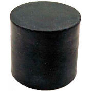 "Vibration/Shock Absorption Mount, Tapped Hole, 1.50"" Dia, 1.00""H, 3/8-16 Thread"