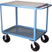 Jamco Reinforced Service Cart SD448 4800 Lb. Capacity 36 x 48