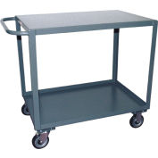 Reinforced Service Cart 2400 Lb. Capacity 36 x 24