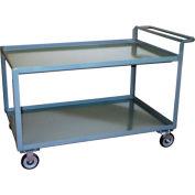 Jamco High Handle Service Cart SG472 1200 Lb. Capacity 36 x 72