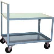 Jamco Straight Handle Low Profile Cart SH372 1200 Lb. Capacity 30 x 72