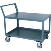 Jamco Offset Handle Low Profile Cart SL448 1200 Lb. Capacity 36 x 48