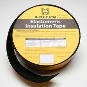 "K-Flex Elastomeric Foam Tape With Scrim Psa, 1/8"" Thick X 2"" Wide X 30' Per Roll - Pkg Qty 12"