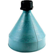 """K-Tool 74604 Funnel for 55 Gallon Drum with 2"""" Threaded Hole"""