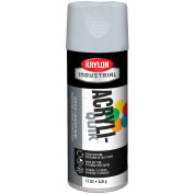 Krylon (5-Ball) Interior-Exterior Paint Flat White - K01502 - Pkg Qty 6
