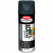Krylon (5-Ball) Interior-Exterior Paint Shadow Gray - K01604A07 - Pkg Qty 6