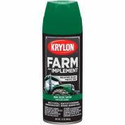 Krylon Farm and Implement Paint John Deere/Case Green - K01817 - Pkg Qty 6