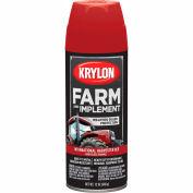 Krylon Farm And Implement Paint Int'L Harvester Red - K01818 - Pkg Qty 6