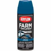 Krylon Farm And Implement Paint Ford Blue - K01927 - Pkg Qty 6