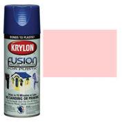 Krylon Fusion For Plastic Paint Gloss Fairytale Pink - K02331 - Pkg Qty 6