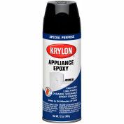 Krylon Appliance Epoxy Paint Black - K03206 - Pkg Qty 6