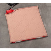 "Kane PHMC-18 Heat Mat Cover 18"" x 18"" Red"