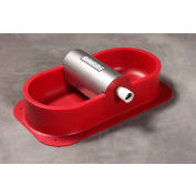 Kane PPW-2 Poly Pan Waterer Red