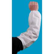 """KeyGuard® Sleeve, White, 22"""" x 9"""", 100/Case"""