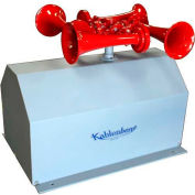 Kahlenberg K4-1-SC, 2 Mile Air Alarm with Compressor