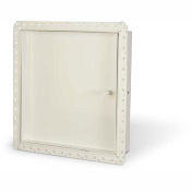 """Karp Inc. RDW Recessed Access Door for Drywall Surf - Lock, 12""""Wx12""""H, RDWP1212L"""