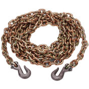 """Kinedyne Grade 70 Chain with Hooks in a Box - 20' x 3/8"""" - 10038-20BX"""