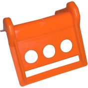 "Kinedyne Corner Protector 37025 4""L x 4""W x 4""H - Orange"