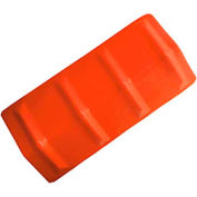 "VeeBoard® 24"" Corner Edge Guard Protector VB24 - Stackable - 24""L x 8""W x 8""H - Orange"