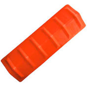 "VeeBoard® 36"" Corner Edge Guard Protector VB36 - Stackable - 36""L x 8""W x 8""H - Orange"