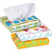 Kleenex® Junior Facial Tissue, Two-Ply, 40 Tissues/Box, 80 Boxes/Case – 21195