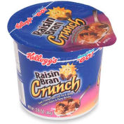 Kelloggs® Cereal-In-A-Cup, Raisin Bran, 2.8 Oz, 6/Pack