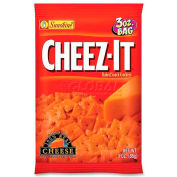 Cheez-It Crackers, Original, 3 Oz, 6/Box