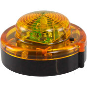 StonePoint Battery Powered LED Emergency Beacon, Yellow - EB1-Y