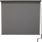 Keystone Fabrics Regal Cordless Outdoor Sun Shade - 6' W x 8' L - Elder