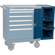 """Kennedy® 300MPBL 20"""" Hang-On Cabinet - Blue"""