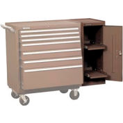 "Kennedy® 382XB 18"" Hang-On Cabinet - Brown"