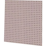 "Kennedy Manufacturing, 50002UGY, 2-Panel Square Hole Toolboard Set 36"" x 16"" - Gray"