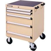 Kennedy® 61203TX 5-Drawer Mobile Modular Cabinet