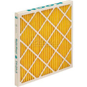 "Koch™ Filter 102-500-007 Merv 11 High Cap. Xl11 Pleated Panel Ext. Surface 16""W x 25""H x 1""D - Pkg Qty 12"