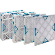 "Koch™ Filter 102-700-008 Merv 8 Std. Capacity Xl8 Pleated Panel Ext. Surface 20""W x 20""H x 1""D - Pkg Qty 12"