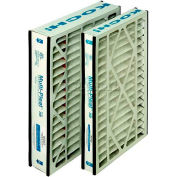 "Koch™ Filter 102-718-002 Multi-Pleat Ab Replacement For Trion Airbear Merv 8 16""W x 25""H x 3""D - Pkg Qty 6"
